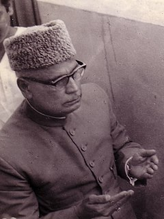 Abdul Monem Khan Pakistani politician