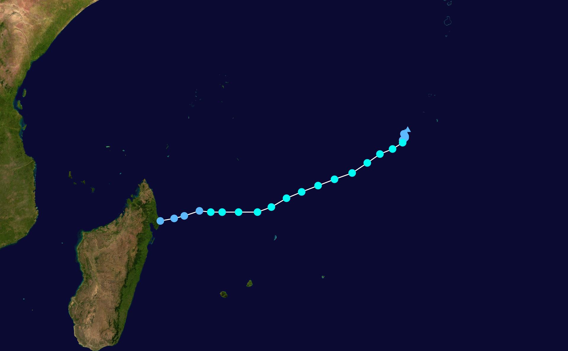 Ocean cyclone