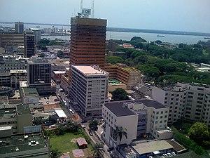 Abidjan - Le Plateau, Abidjan