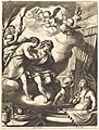 "Abraham Bosse after Claude Vignon, Illustration to Jean Desmarets' ""L'Ariane"", published 1639, NGA 60796.jpg"
