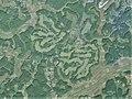 Accordia Golf Kuko Course Narita, Katori Chiba Aerial photograph.2001.jpg