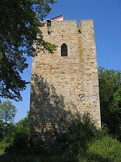 Achalm Castle castle ruin