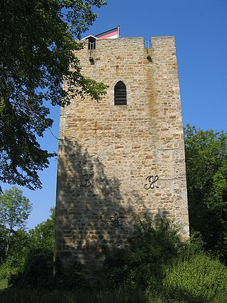 Reutlingen - Achalm tower