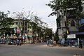 Acharya Prafulla Chandra Road and Maharani Swarnamoyee Street Junction - Kolkata 2015-02-07 2083.JPG