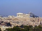 Acropolis wide view