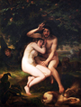Adam and Eve by Giuseppe Sogni.png