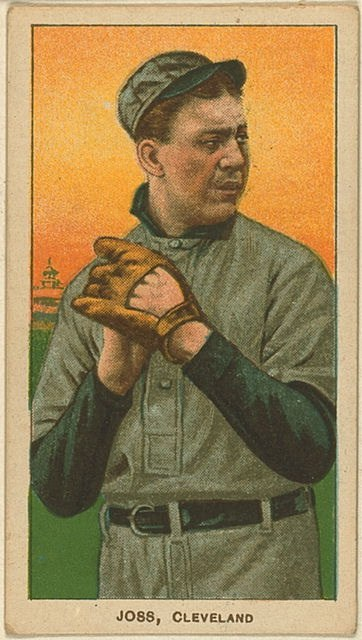 Addie Joss card