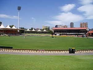 2011 Foxtel Cup - Image: Adel Oval 07