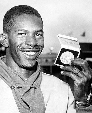 Adhemar da Silva - Adhemar da Silva at the 1956 Olympics