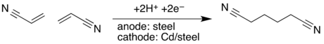 Adiponitrile Synthesis
