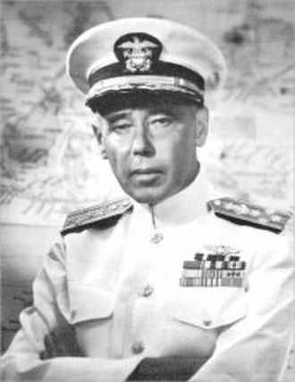 Vice Chief of Naval Operations - Image: Adm ramsey