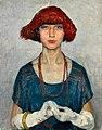 Adriano de Sousa Lopes A Blusa Azul c 1920 óleo s tela 82 x 60 cm.jpg
