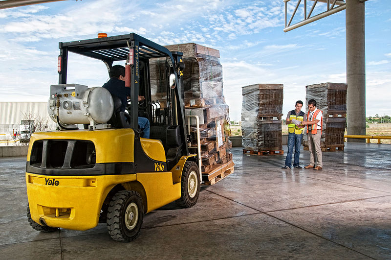Hyster-Yale Materials Handling Buys Fuel Cell Company