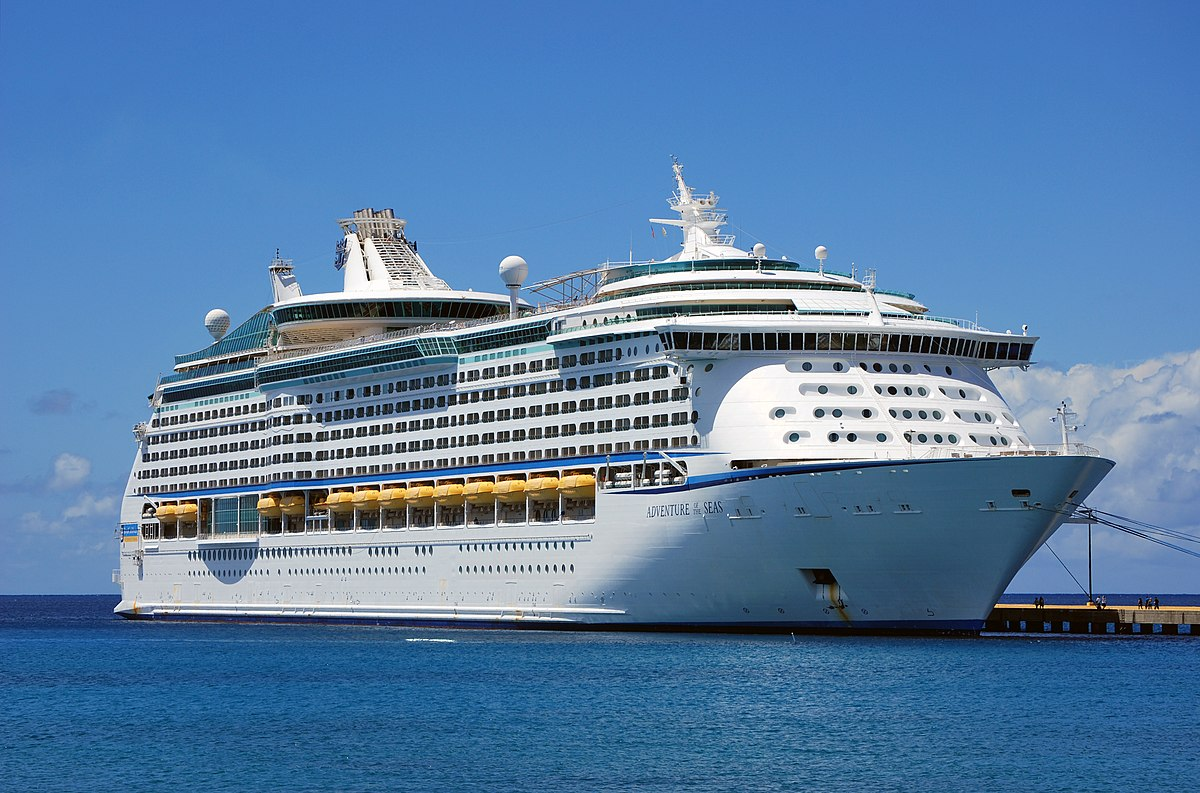 Caribbean Cruise With Indian Food