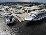 Aerial Shot of Cruise Ships at Port Everglades.jpg