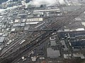 Aerial view of railroads in Seattle.jpg