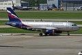 Aeroflot, VQ-BBA, Airbus A319-112 (16454498471).jpg