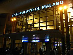 Malabo International Airport Port lotniczy Malabo