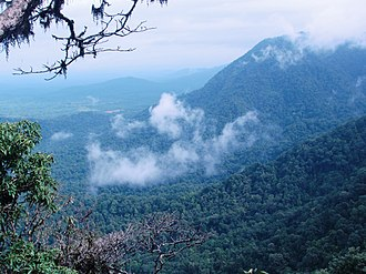 Agumbe - Clouds at Sunset point, Agumbe