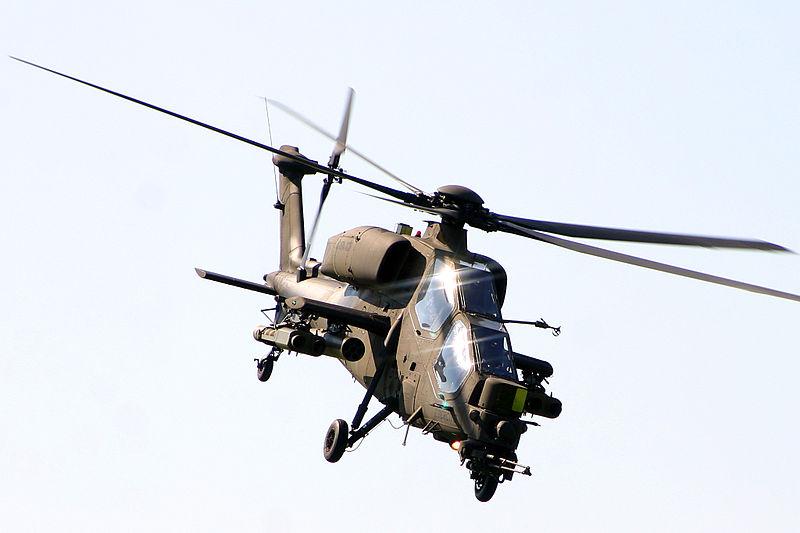 Chile: interes por 25 helicopteros de combate Mangusta