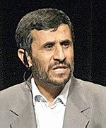 Mahmud Ahmadinejad, attuale Presidente della Repubblica islamica dell'Iran