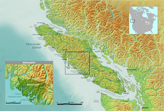 Ahousaht First Nation - Territory of the Ahousaht First Nation