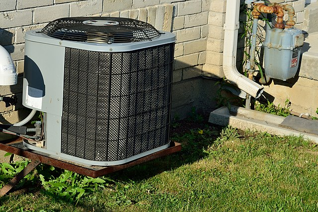 File Airconditioner Jpg Wikimedia Commons
