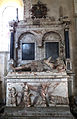 Alabaster chancel monument, Church of St Mary the Virgin, Shipley, West Sussex, England.JPG
