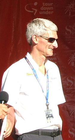 Alan Peiper al Tour Down Under 2008