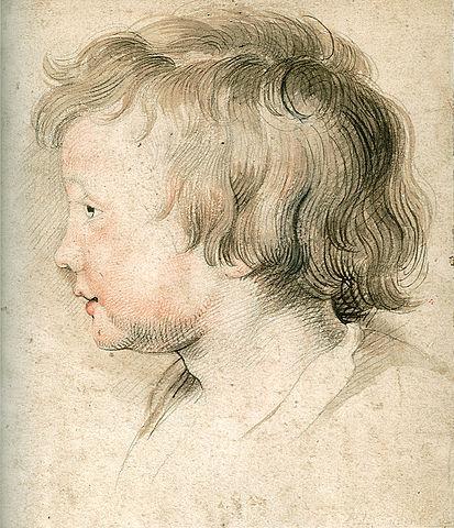 Альберт Рубенс. Около 1619 года