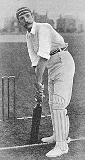 Albert Ward (cricketer, born 1865) English Test and County cricketer