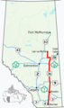 Alberta Highway 36 Map.png