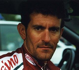 Alberto Elli Italian cyclist