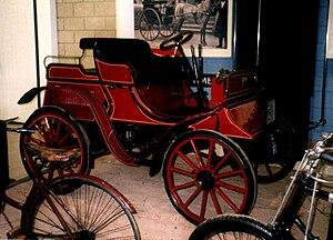 Albion Motors - Albion 1902