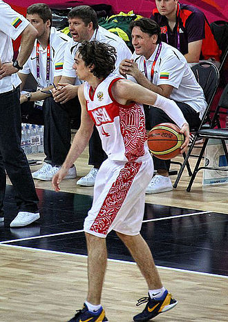 EuroCup Basketball MVP - Alexey Shved was the EuroCup MVP in 2017.