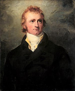 Alexander Mackenzie (explorer) - Alexander Mackenzie painted by Thomas Lawrence (c.1800-1801), courtesy National Gallery of Canada