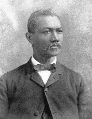 Alexander Thomas Augusta - Alexander Thomas Augusta