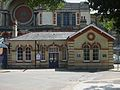 Alexandra Palace stn (Muswell Hill branch) building.JPG