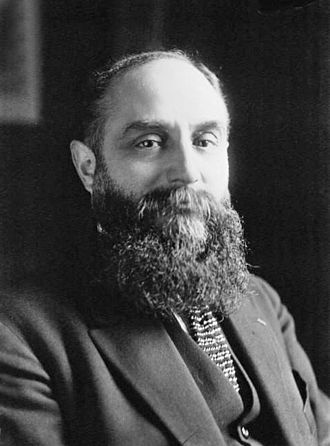 Alexandre Israël - Alexandre Israël in 1919