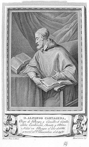 Cartagena, Alonso de (1385?-1456)