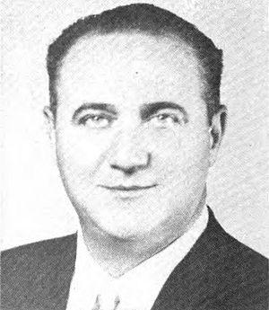 Alfred E. Santangelo - Alfred E. Santangelo, Congressman from New York