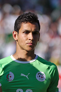 Aïssa Mandi Algerian footballer