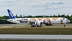 All Nippon Airways (Star Wars - BB-8 livery) Boeing 777-300ER (JA789A) at Frankfurt Airport (10).jpg