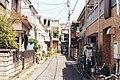 Alley in Sekiguchi, Bunkyo ward, Tokyo.jpg