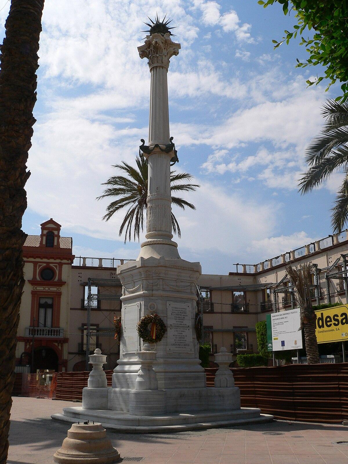 Monumento A Los Mártires De La Libertad Wikipedia La Enciclopedia Libre