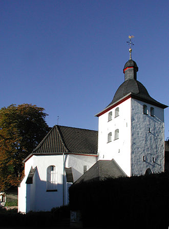 Hürth - Saint Catherine parish church