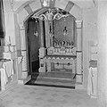 Altaar in de basiliek van de Verkondiging te Nazareth bij de plek waar de engel , Bestanddeelnr 255-1078.jpg