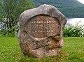 Altaussee Gedenkstein Richard Strauss.JPG