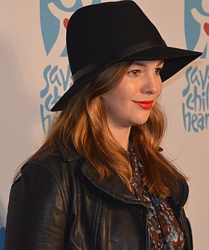 Amber Tamblyn - Tamblyn in November 2014