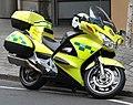 Ambulance Motorbike (29274193644).jpg
